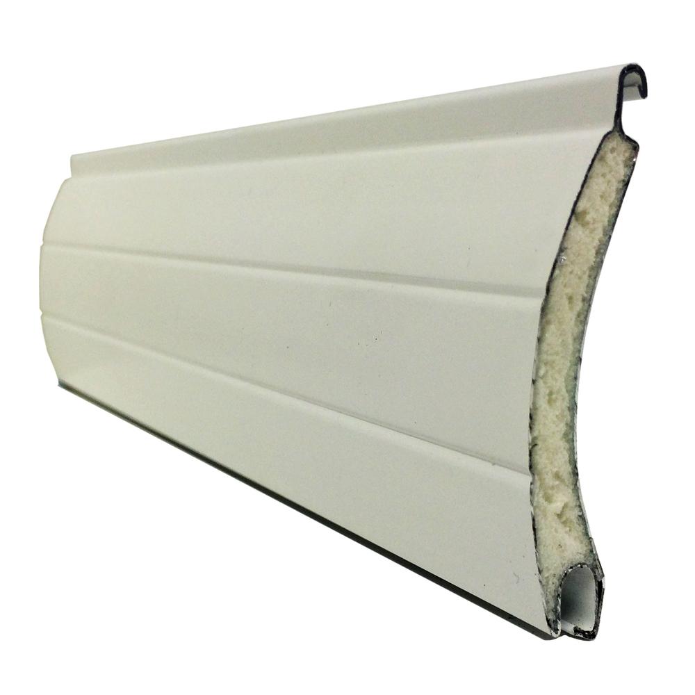 T55 Compact Roller Garage Door Slat Profile  sc 1 st  Aluroll & SecureRoll Compact - 55mm Insulated Slat