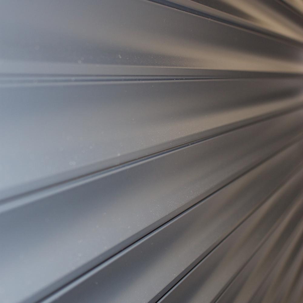 Aluroll T55 Compact Roller Garage Door