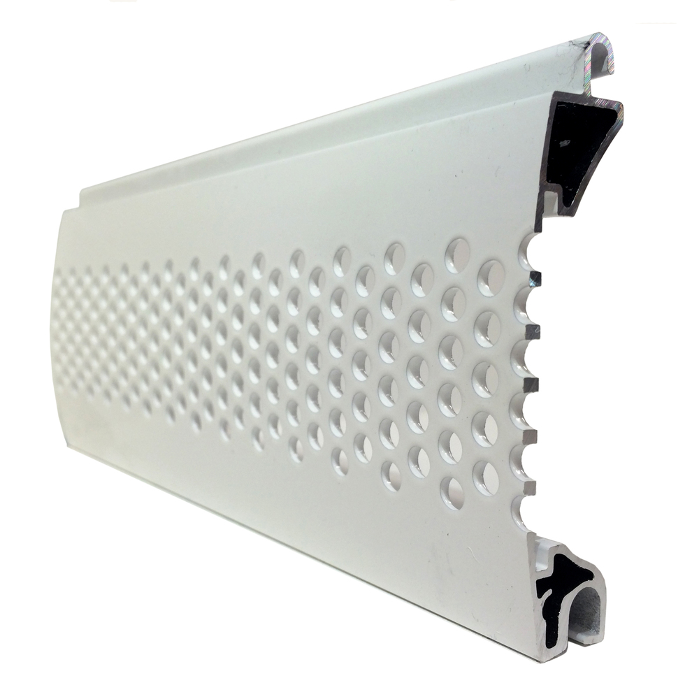 Aluroll Perforated Slat for Aluminium Security Shutter
