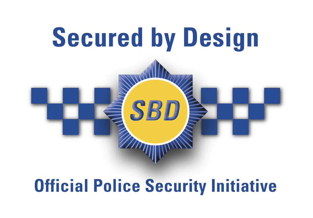 Aluroll Security Shutter Secure By Design Approved Product