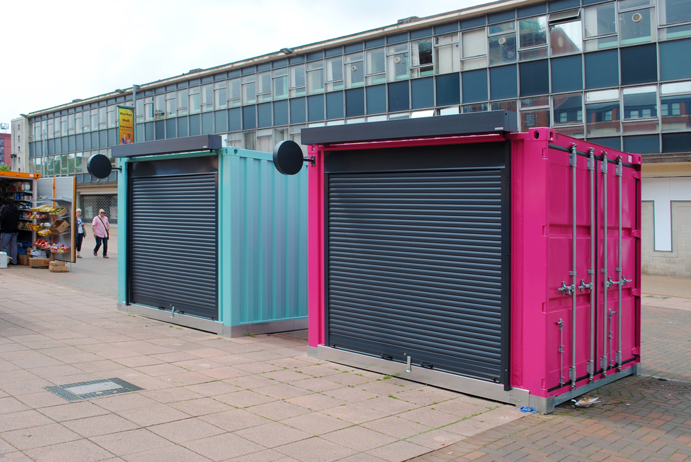 Security Shutter Case Study