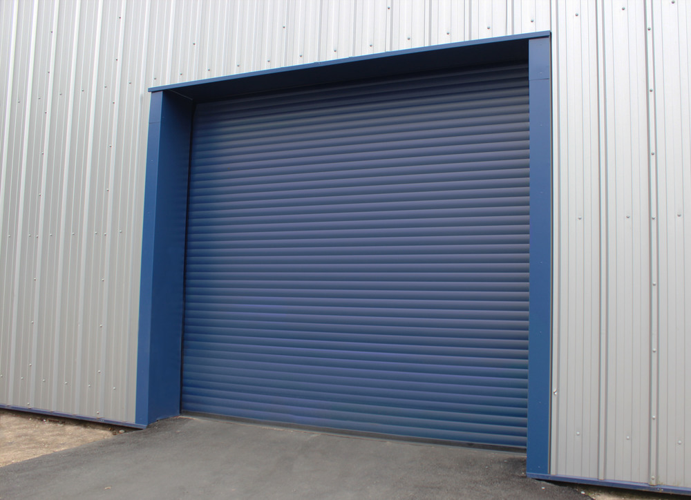 steelroll i76 security shutter