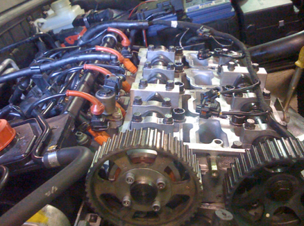 CYLINDER HEAD REPAIRS OR MODIFICATIONS  For all models. Assembly done in house. Price: POA