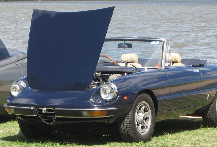 1974 Spider 2000 Series