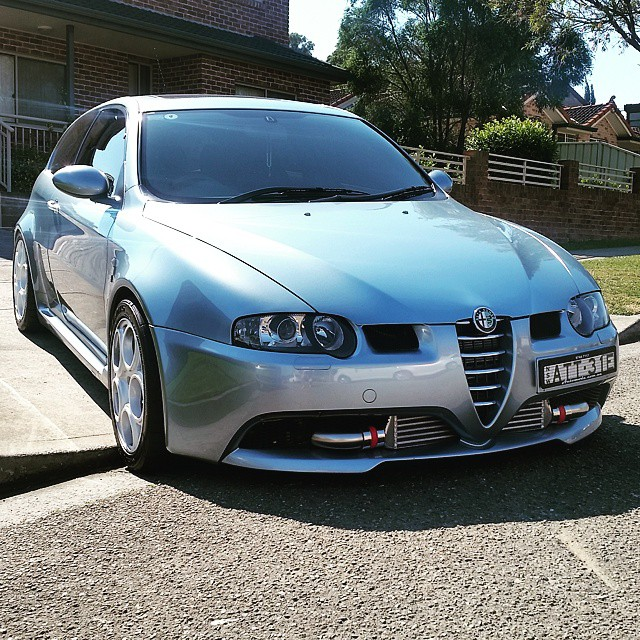 Alfa Romeo 147 GTA 3.7 Supercharged  #alfa #alfaromeo #automoda #alfa147 #147GTA #GTA3.7 #FIVEDOCK #MECHANIC #exoticcars #modified