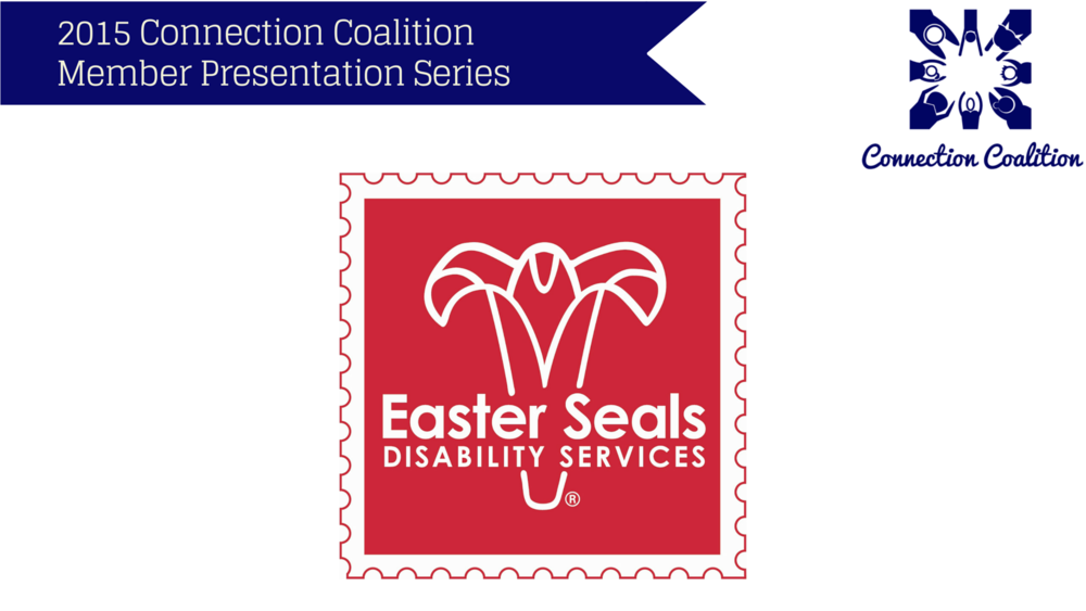 This presentation was given in January of 2015 and covers the breadth of the programs and services that the Easter Seals provide in Southwest Florida.