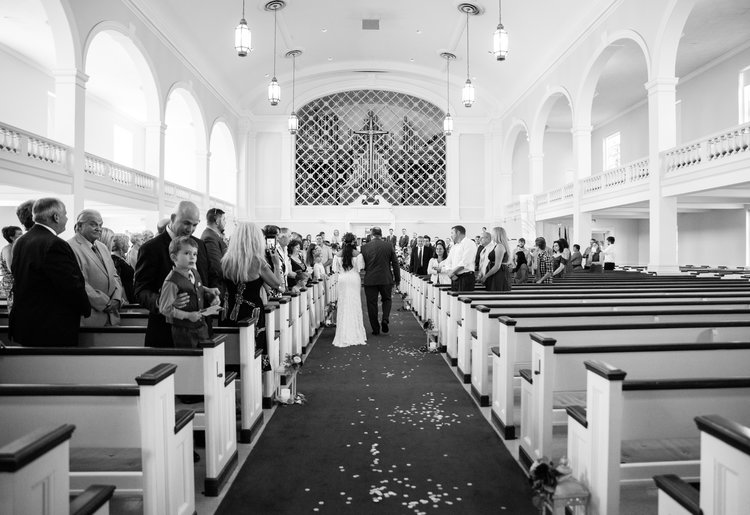 CJ And Sheenas Wedding Was So Gorgeous I Always Enjoying Working With Kristin Their Ceremony Held At The Wesley Chapel West Virginia Wesleyan