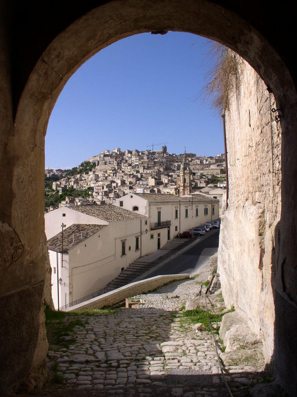 Palazzo dei Conti Cocito, Scicli, Province of Ragusa (by Gmelfi (talk _ contribs, Wikimedia commons).JPG