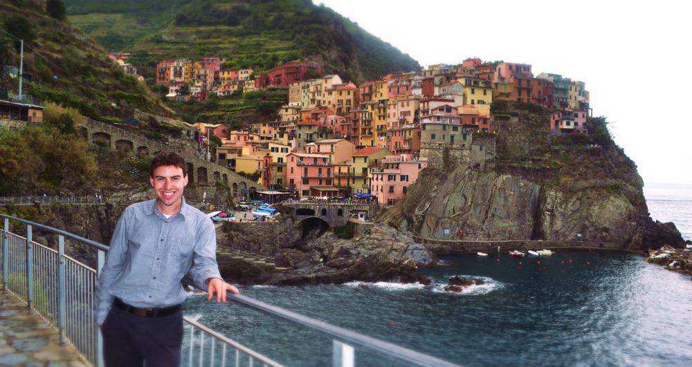 Evan Kilgore, ITMI Alumni 2012