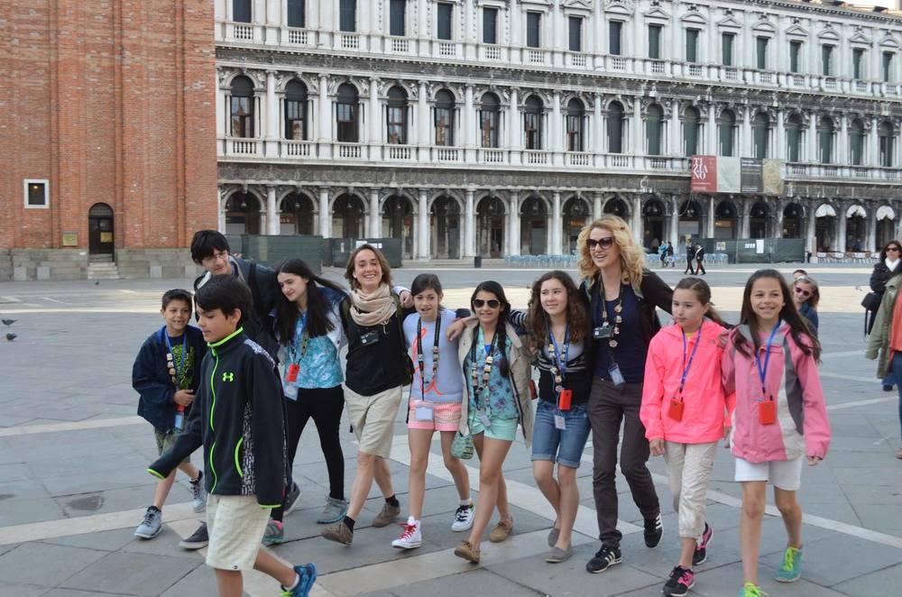ITMI Alumni Touring in Venice