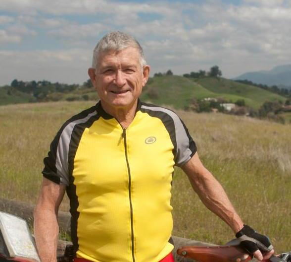 Len Holmes - Pedaling with a Purpose