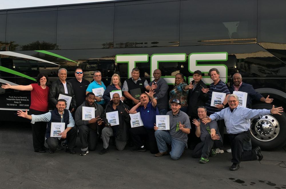 motorcoach driver training itmi