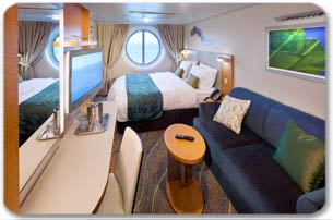 Oceanview Cabin (CAT F & G)