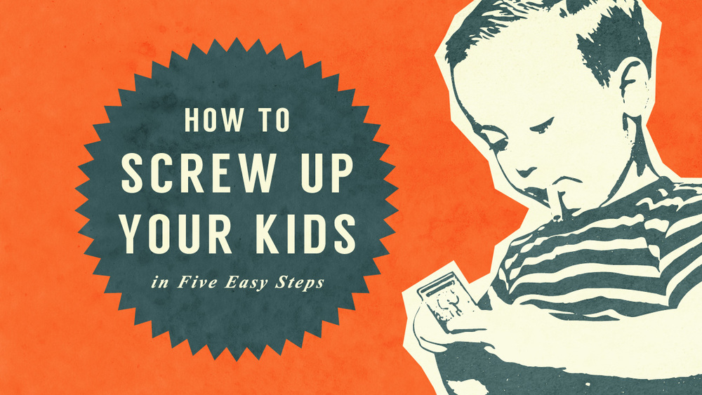 Click here to listen to Pastor Jesse teach on 5 ways we can't afford to fail our kids.
