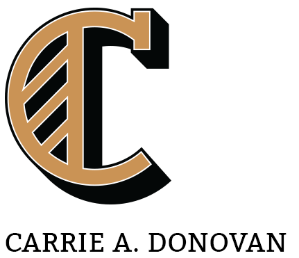 Carrie A. Donovan | Louisville, KY graphic designer