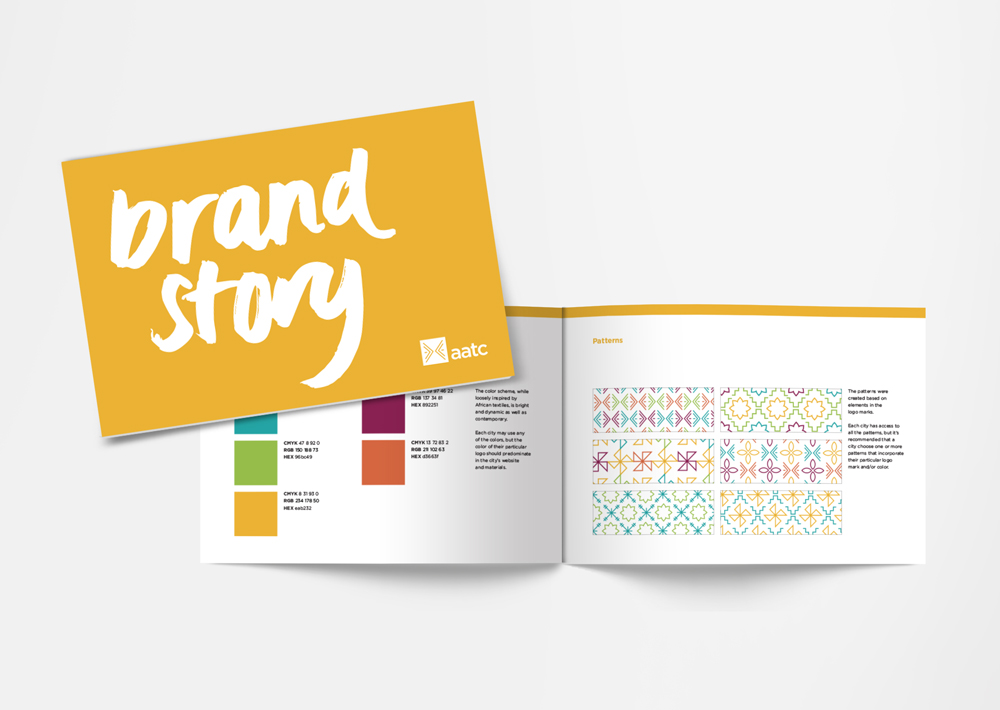 View the  brand story  booklet.