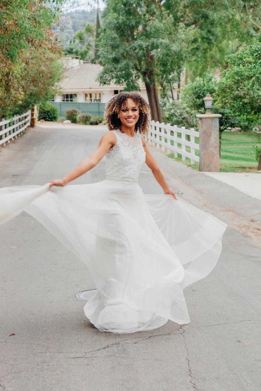 Style Pham Wedding Dress