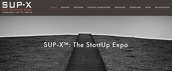 Sup-X Website
