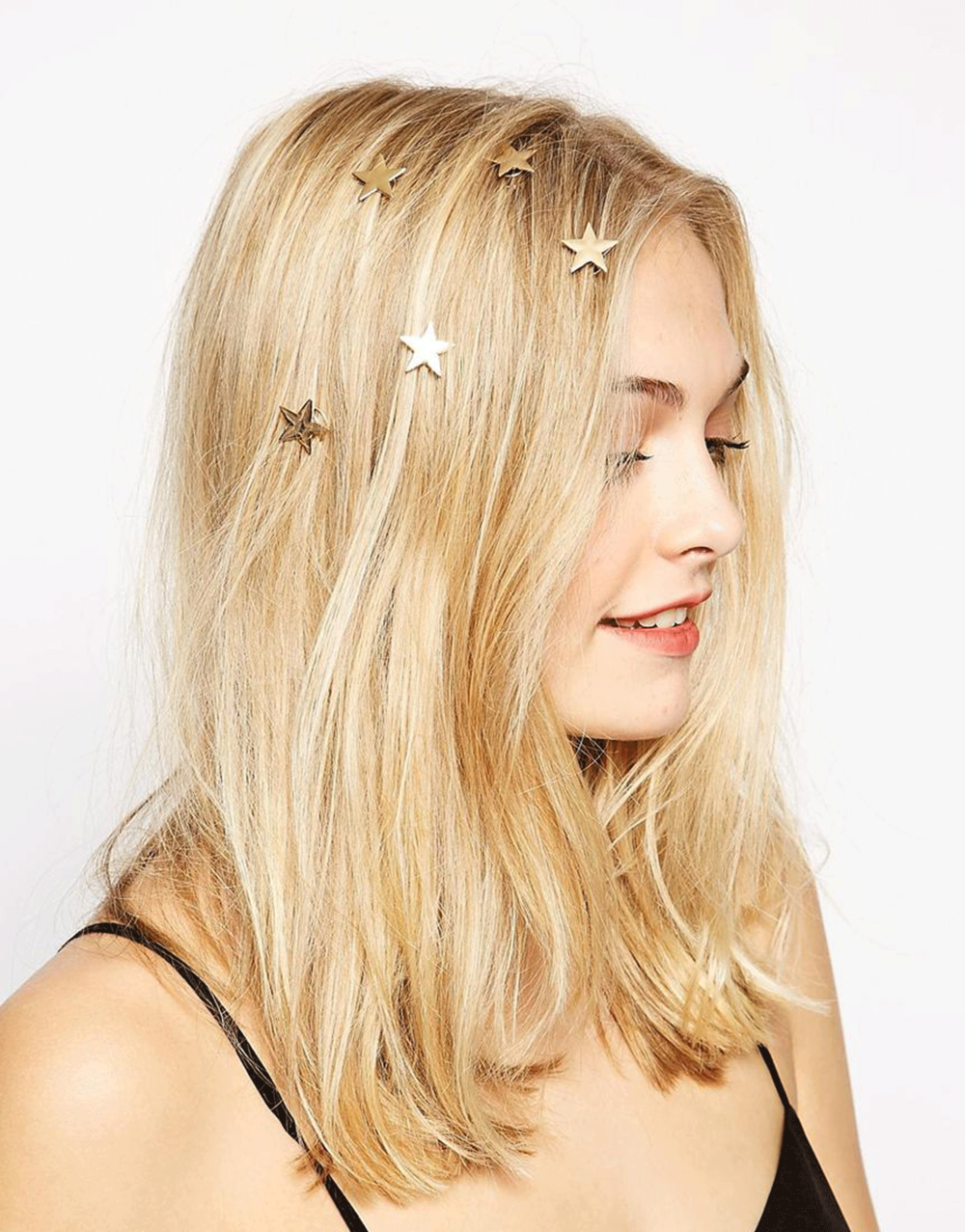 STARS FOR YOUR HAIR (!)