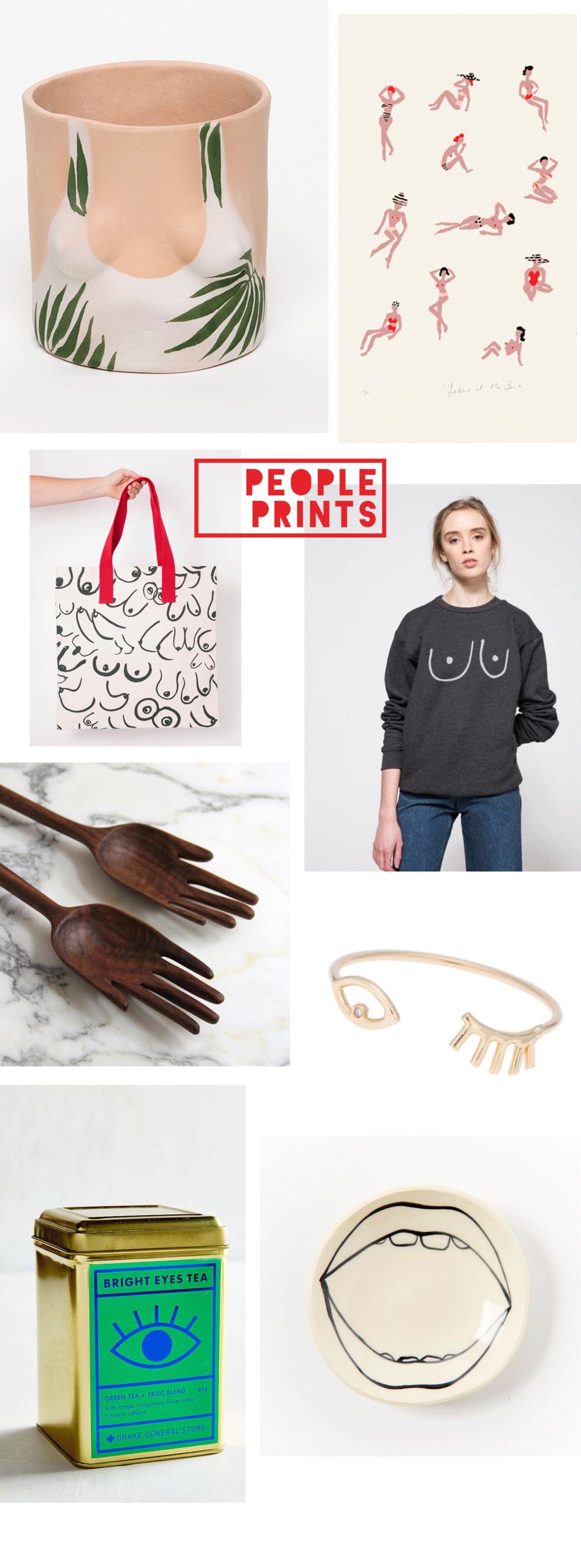 people prints | @themissprints