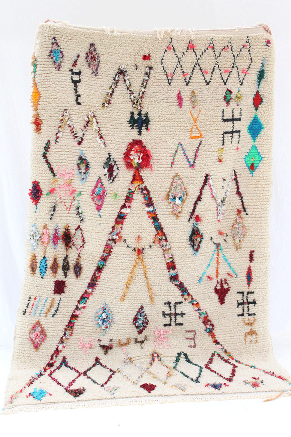 Eight Colorful Moroccan Rugs Miss Prints
