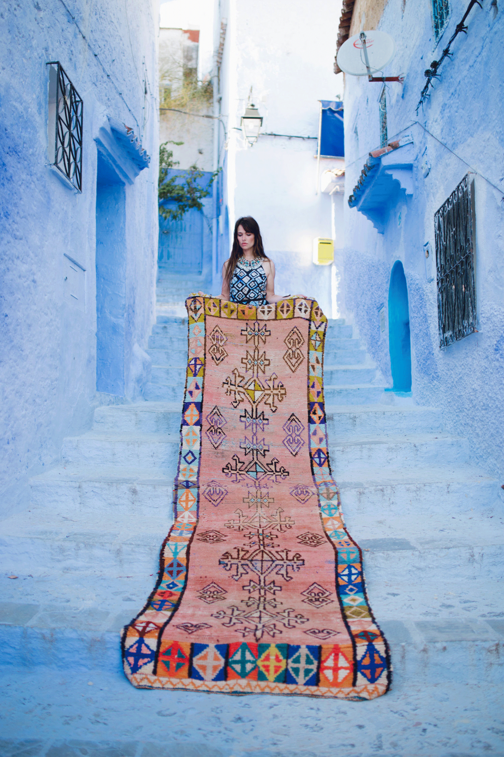 moroccan rugs | @themissprints