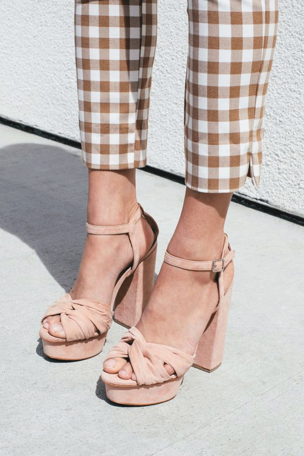 gingham inspiration | @themissprints