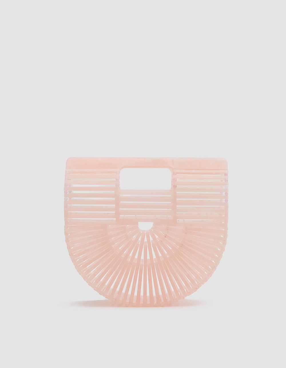 pink arc mini by cult gaia | @themissprints