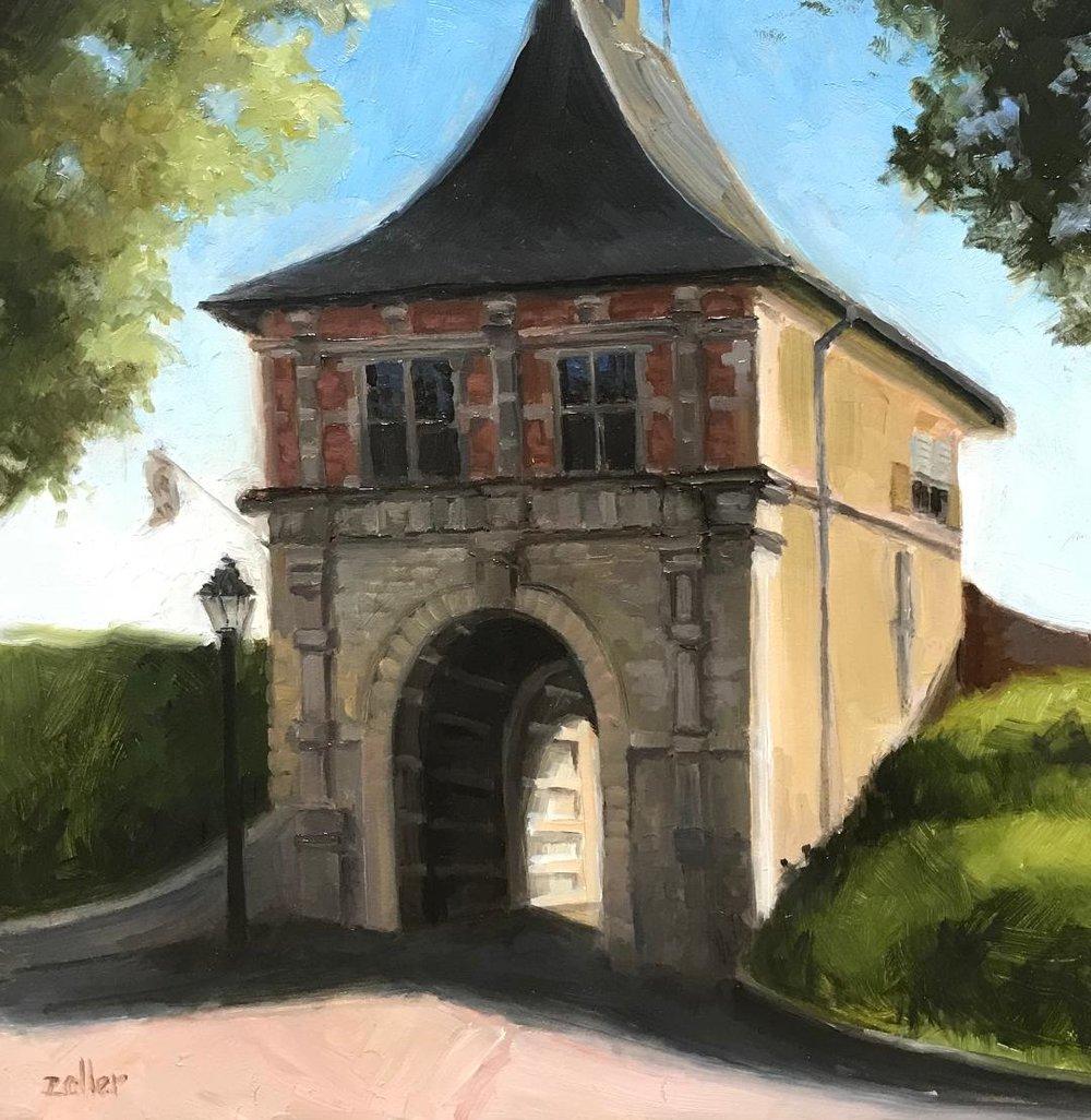 Schoonhoven Town Gate