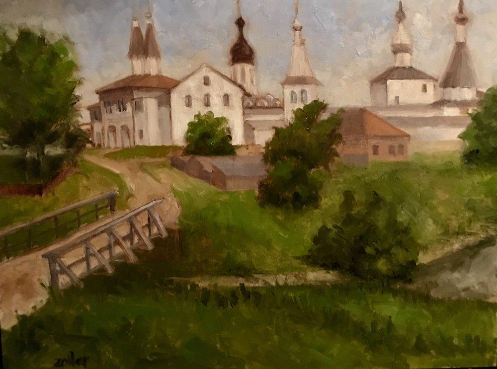 Goritzy - Ferapontov Monastery