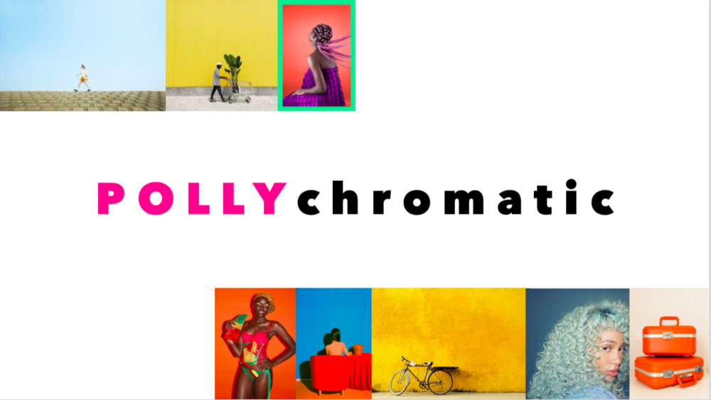 POLLYCHROMATIC on TBA   Co-Creator & Producing Director  Currently in development  Creators: Polly Marinho, Gandja Monteiro, Mariana Ricciardi