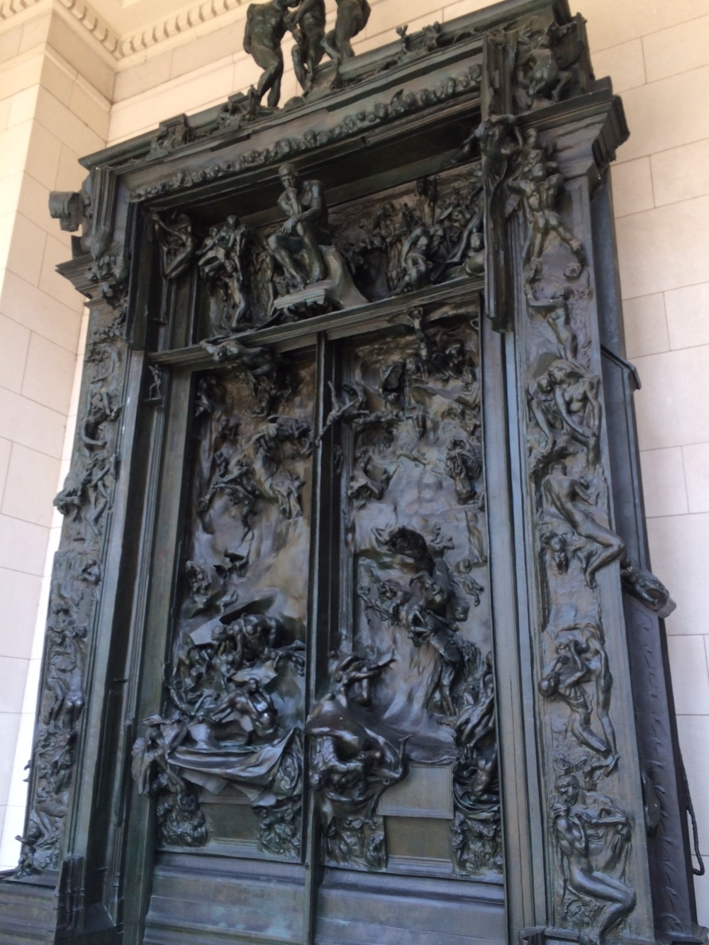 The Gates of Hell: they were not made to open...