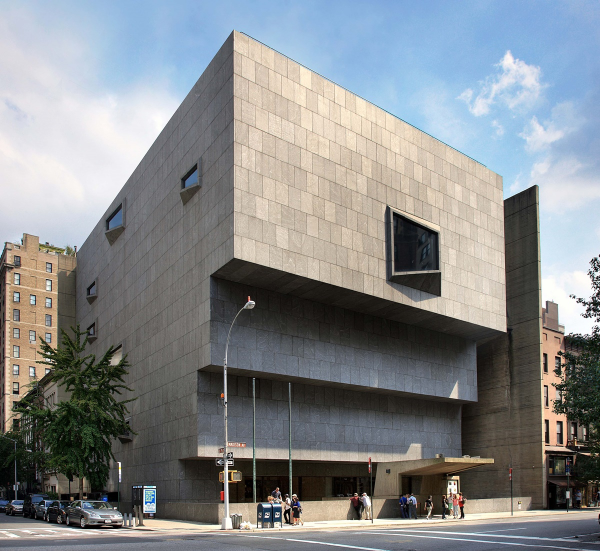The Met Breuer, photo by Ed Lederman, courtesy of the Met