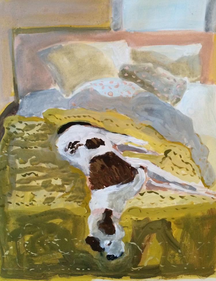 """""""Nap"""" by Elizabeth Snelling"""