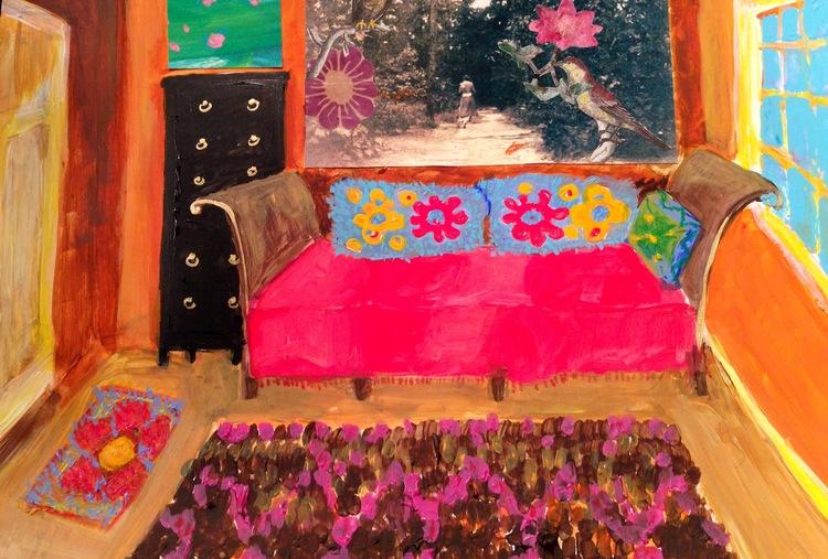 """""""Oliver's Room"""" by Elizabeth Snelling"""