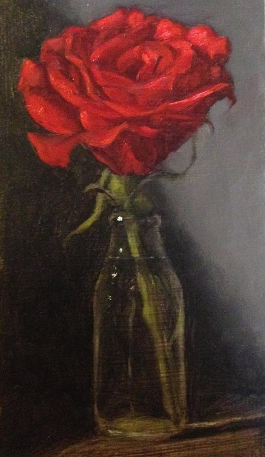 The Unfolding Rose