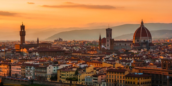 Random photograph of Florence I found on the internet.  Sigh...