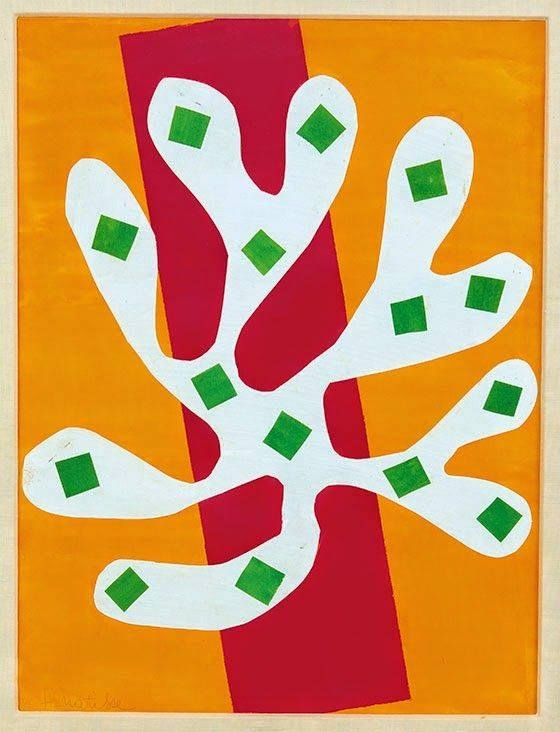 Here is a piece by Matisse himself.