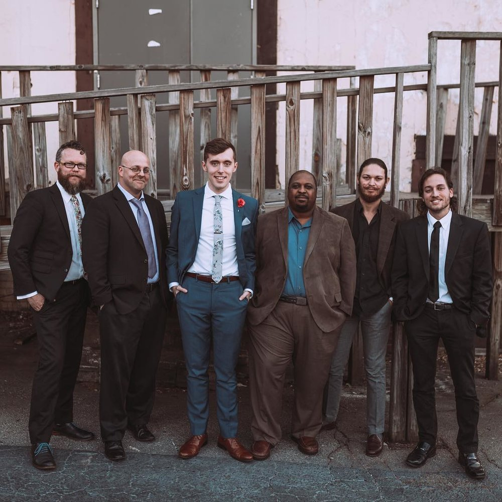 ATL Album Release Band