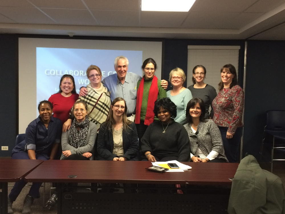 """Barry Rosenberg, Founder of PASCO and Disability Activist, shared his knowledge to LEAD participants in October."""