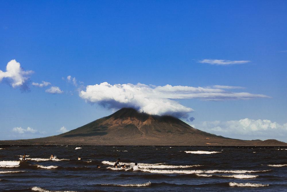 VolcanConcepcionNicaragua