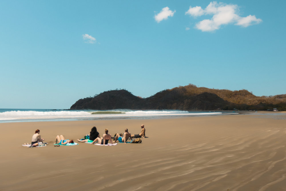 Secluded Beaches of San Juan Del Sur, Nicaragua