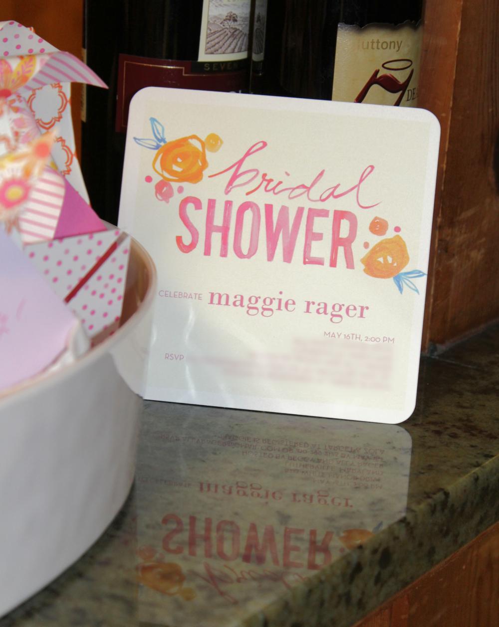 Bridal Shower Favors | Harper + Oakley