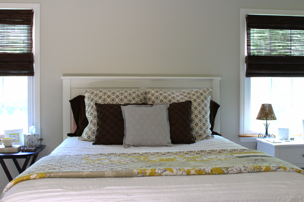 Master Bedroom Refresh | Harper + Oakley