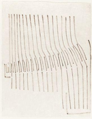 Gego (Gertrud Goldschmidt). Untitled, 1966.