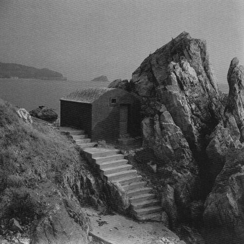 Rural House, Giuseppe Pagano, 1953.