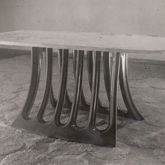 Tavolo  (table) , 1943.