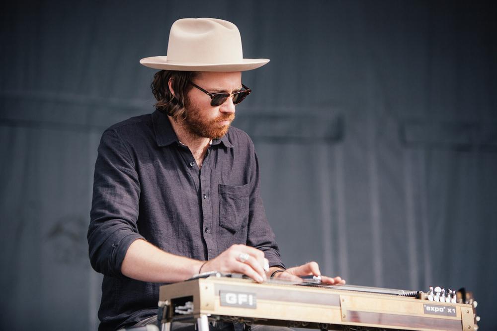 Ben Rogers @ SHOREFEST photo by Christine McAvoy