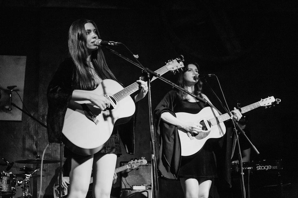 Twin Bandit @ Ironworks Studios photo by Christine McAvoy