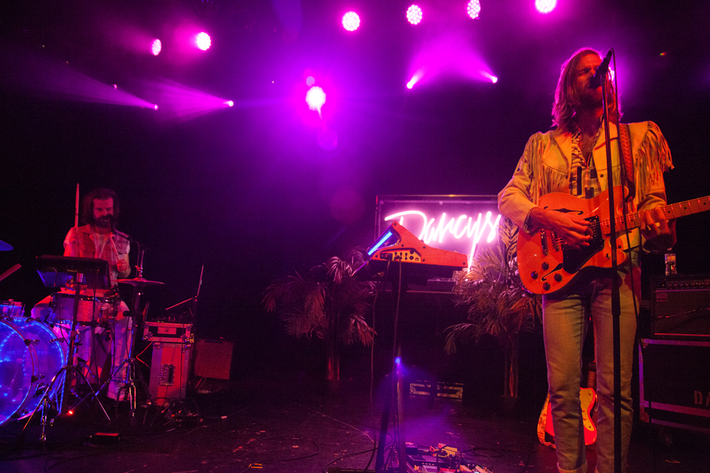 The Darcys @ The Commodore Christine McAvoy Photography